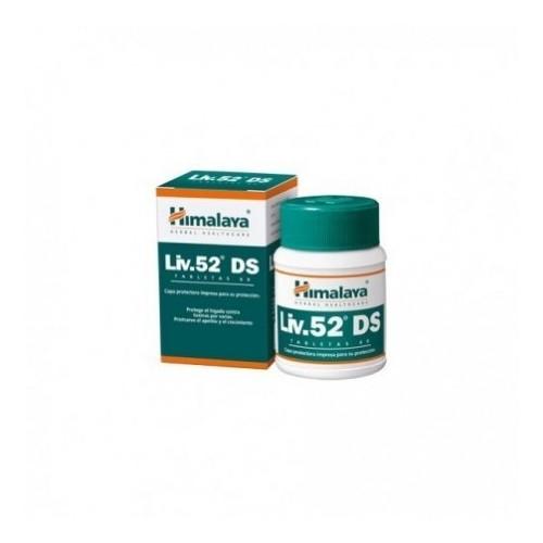 Himalaya LIV.52 DS 60 tabletas