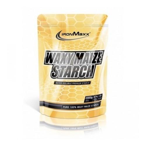 Ironmaxx Waxy Maize (amilopectina) 2000 gramos