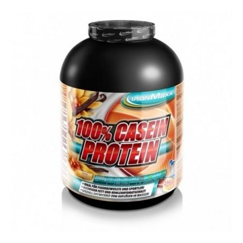 Ironmaxx 100% Casein Protein 2000 gramos