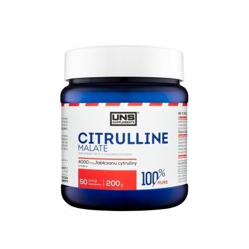 UNS Citrulline Malate 200 gramos