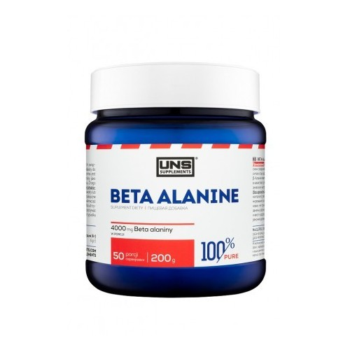 UNS Beta Alanine 200 gramos