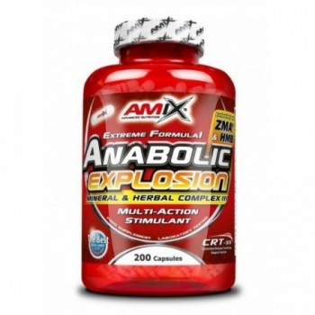Amix Anabolic Explosion 200 capsulas