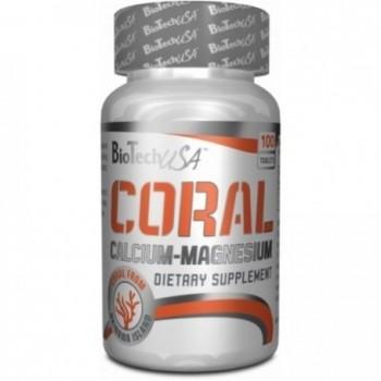 BioTechUSA - Coral calcium...