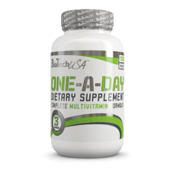 BioTechUSA - One a day...