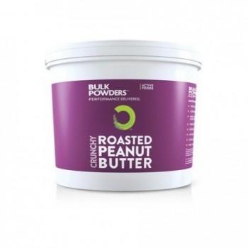 Bulkpowders - Mantequilla de Cacahuete 1 Kg - 100% natural, sin aditivos