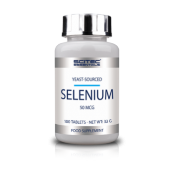 Scitec Selenium 100 cápsulas