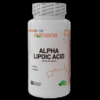 Nutrione  ALA (Acido Alfa-Lipoico) 60 cápsulas