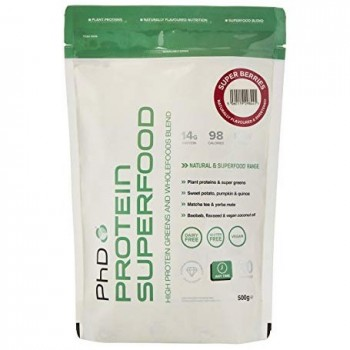 PhD - Protein Superfood 500g