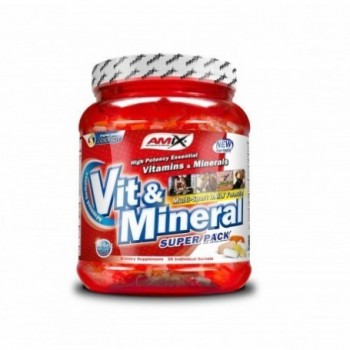 Amix Vit & Mineral 30 packs