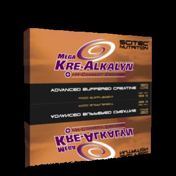 Scitec Mega Kre-Alkalyn 120...