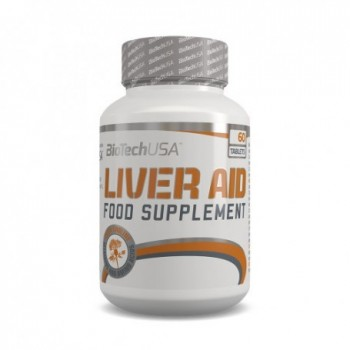 BiotechUSA Liver Aid 60...