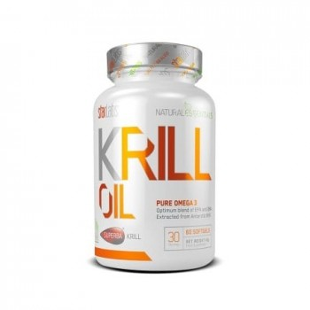 StarLabs Krill Oil  60...