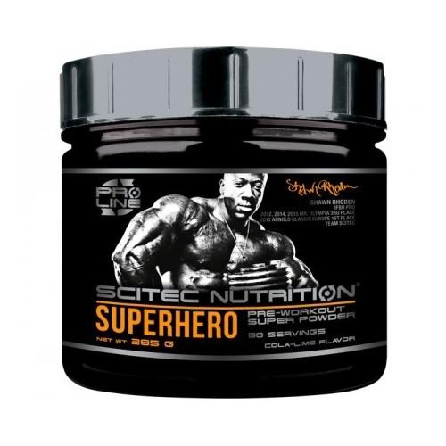 Scitec Superhero 285 gramos